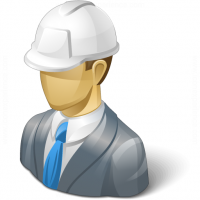 CLIENT CLIPART-ENGINEER
